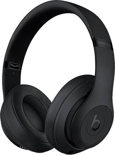Beats Studio 3 Wireless Matte Black (Матовый черный)
