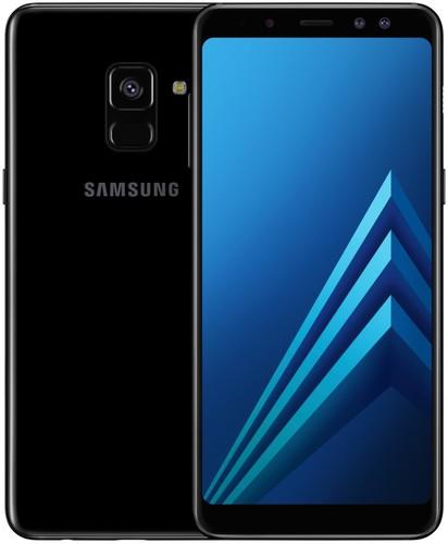 Samsung Galaxy A8 (2018) SM-A530F 32Gb Black (Черный)