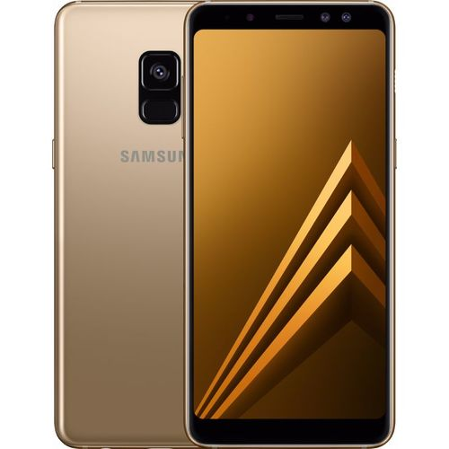 Samsung Galaxy A8 (2018) SM-A530F 32Gb Gold (Золотой)