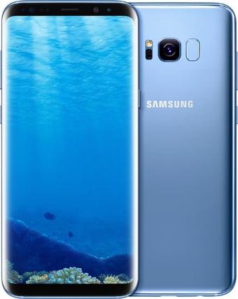 Samsung Galaxy S8 Plus 64Gb G955FD Blue (Голубой)