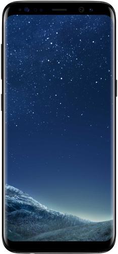 Samsung Galaxy S8 G950FD Midnight Black (Черный бриллиант)