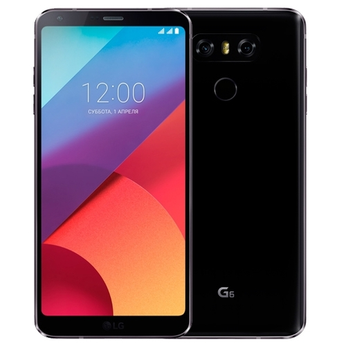 LG G6+ H870DSU 128Gb Black (Черный)