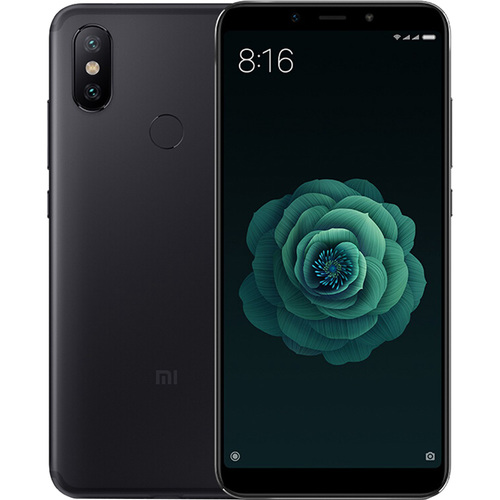 Xiaomi Mi A2 4/64GB Black (Черный) (Global Version)