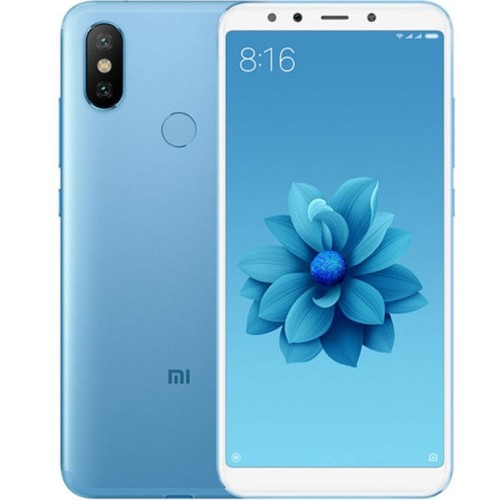 Xiaomi Mi A2 4/32GB Blue (Голубой)  (Global Version)