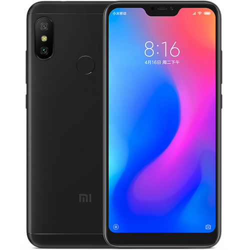 Xiaomi Mi A2 Lite 4/64GB Black (Черный) (Global Version)
