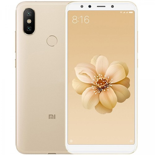 Xiaomi Mi A2 4/32GB Gold (Золотой)  (Global Version)