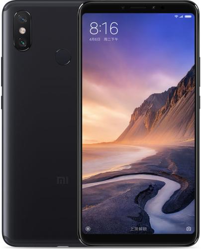 Xiaomi Mi Max 3 4/64GB Черный (Global Version)