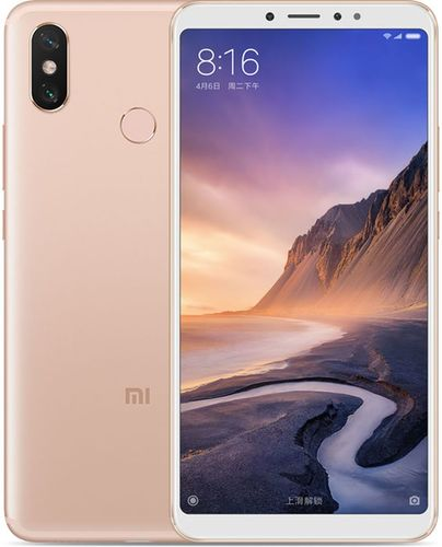 Xiaomi Mi Max 3 4/64GB Золотой