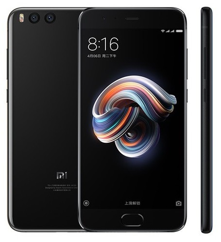 Xiaomi Mi Note 3 6/64Gb Black (Черный)