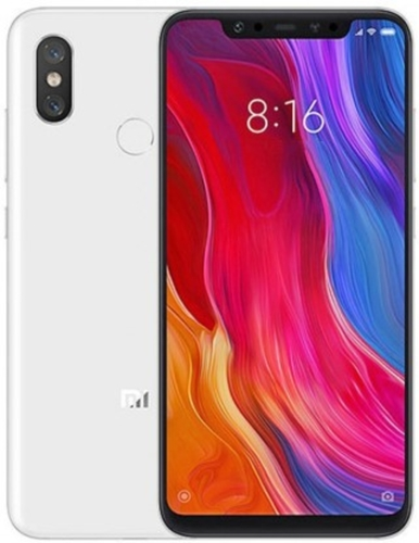 Xiaomi Mi8 6/64GB White (Белый)
