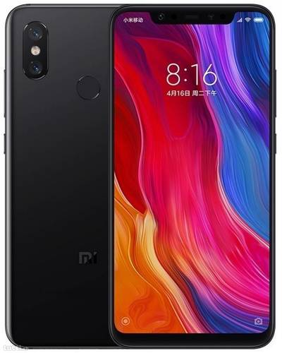 Xiaomi Mi8 6/64GB Black (Черный) (Global Version)
