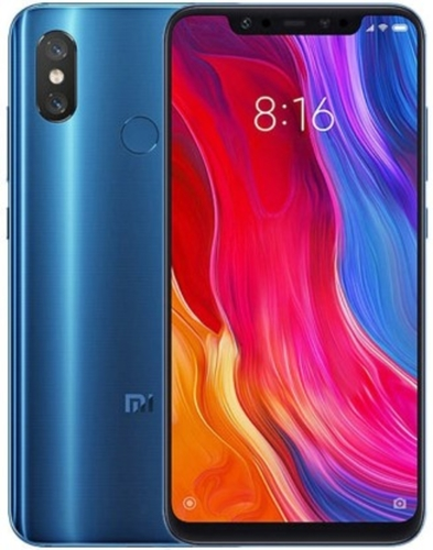 Xiaomi Mi8 6/64GB Blue (Синий) (Global Version)