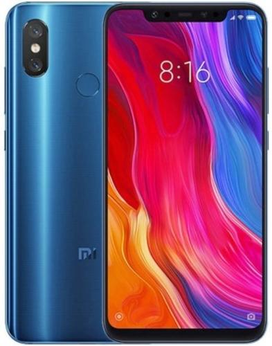 Xiaomi Mi8 6/128GB Blue (Синий) (Global Version)