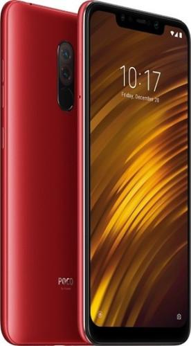Xiaomi Pocophone F1 6/64GB Красный (Global Version)