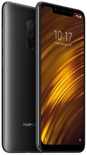 Xiaomi Pocophone F1 6/128GB Серый (Global Version)