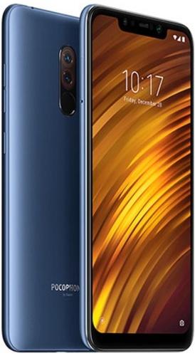 Xiaomi Pocophone F1 6/128GB Синий (Global Version)