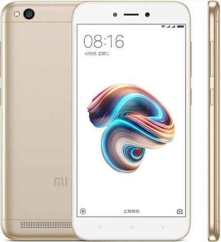Xiaomi Redmi 5A Gold (Золотистый) (Global Version)