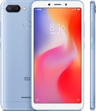 Xiaomi Redmi 6 4/64GB Blue (Голубой) (Global Version)