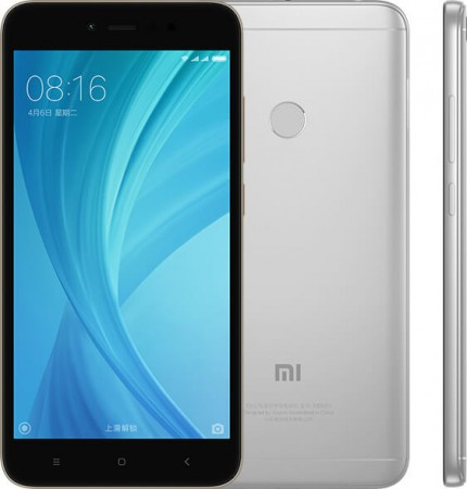 Xiaomi Redmi Note 5A Prime 3/32GB Grey (Серый) (Global Version)