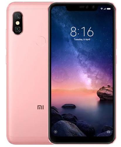 Xiaomi Redmi Note 6 Pro 3/32GB Розовый (Global Version)